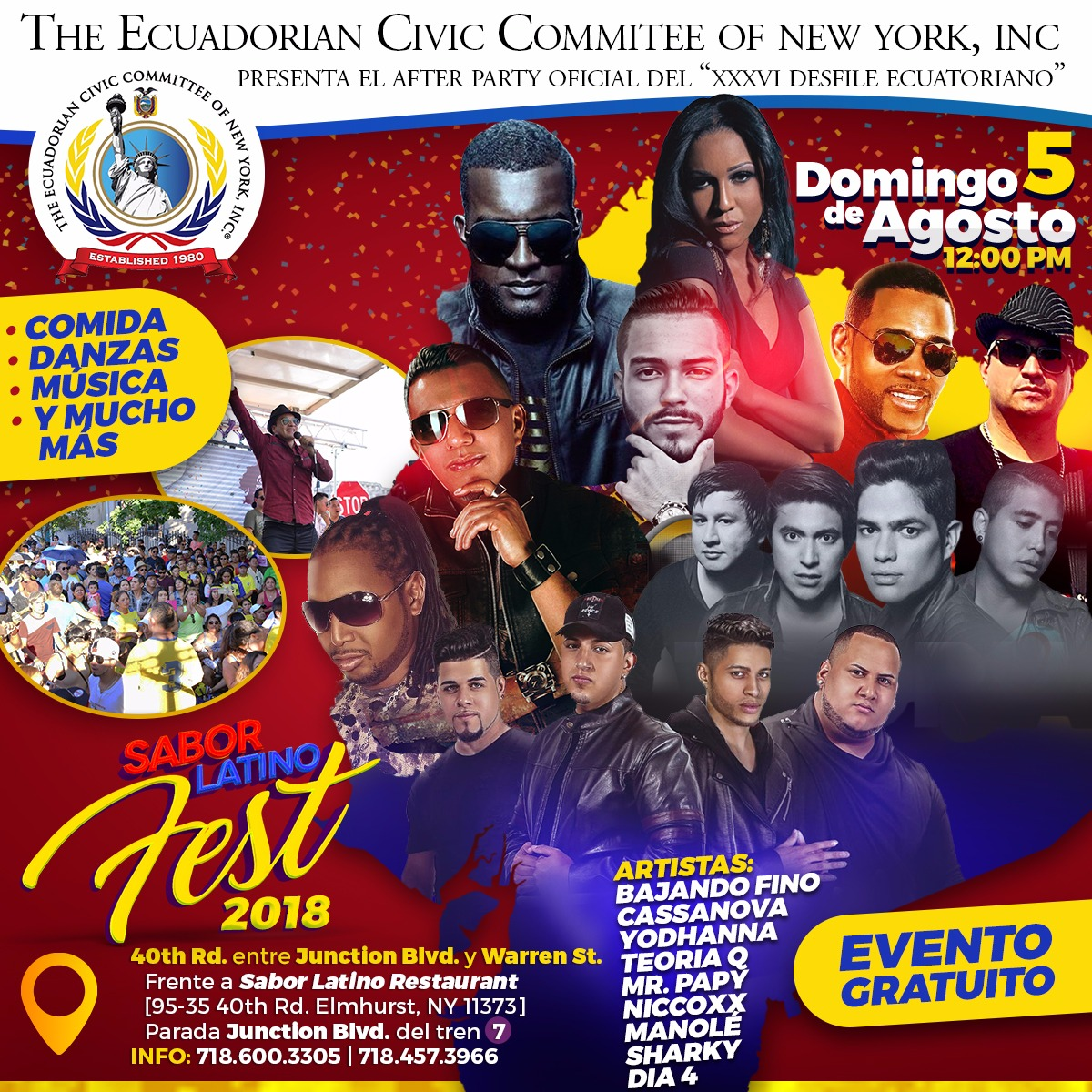 Sabor Latino Fest