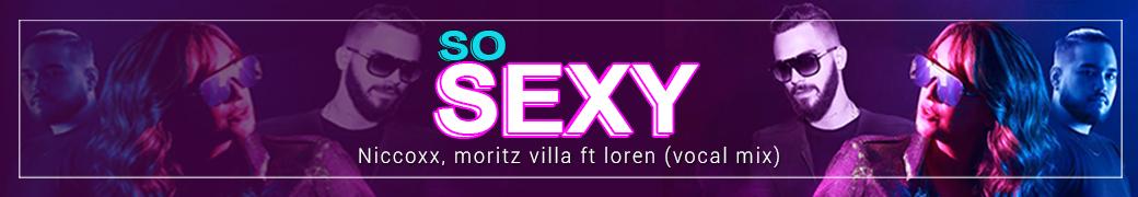 NICCOXX SO SEXY TOP