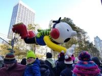 Desfile de Globos de Macys del Dia de Accion de Gracias en New York_3