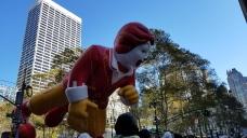 Desfile de Globos de Macys del Dia de Accion de Gracias en New York_4