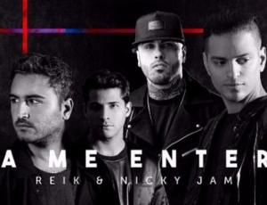 Gran estreno del nuevo sencillo de Reik: Ya Me Enteré Feat. Nicky Jam.